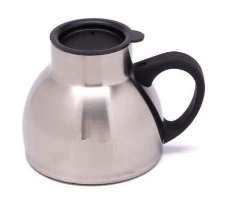 Stainless aluminum Thermal Insulated Chubby Cup