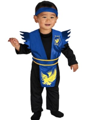 NINJA Toddler HALLOWEEN Costume Size 3T-4T  sc 1 st  Amazon.com & Amazon.com: NINJA Toddler HALLOWEEN Costume Size 3T-4T: Clothing