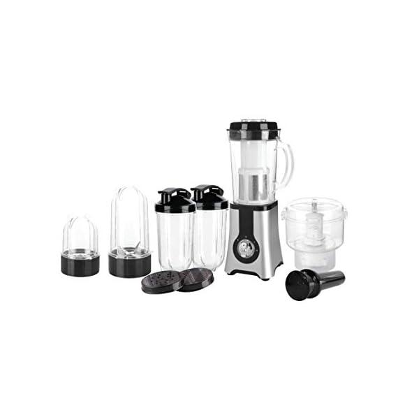 Ezyhome 400W Food Processor (Silver)