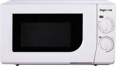 Improve Horno Microondas 20L con Grill: Amazon.es: Hogar