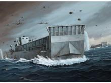 Us Navy Lcm Landing Craft - 3