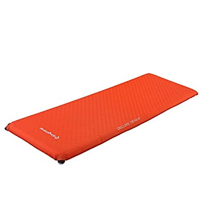KingCamp DELUXE Series Thick Self-Inflating Camping Pad