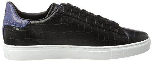 Armani Sneaker Low Cut - Tobillo bajo Hombre Negro (Nero)