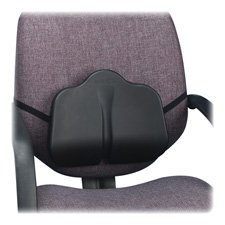 Safco SoftSpot Low Profile Backrest (Set of 5)
