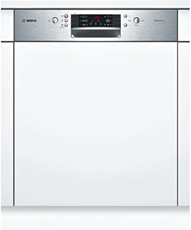 Bosch SMI46MS01E lavavajilla Totalmente integrado 13 cubiertos A++ ...