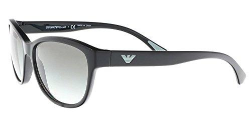 Emporio Armani EA4080 50178E Black EA4080 Wayfarer ()