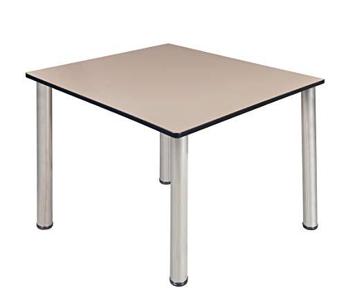 Regency A-TB4848IVBPCM Kitt Square Breakroom Table, 48