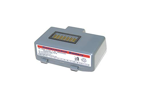 Replacement Battery for Zebra QL320, QL320+, QL220, QL220+ Barcode Label Printers