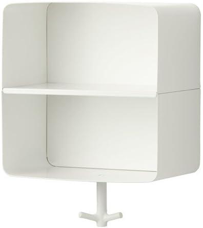 IKEA BRICKAN estantería en blanco; (33 x 33 cm): Amazon.es: Hogar