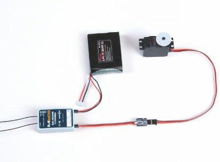 Servo-Spannungsregler PS 5.9 V Stromversion Graupner 4197