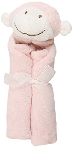 Angel Dear Blankie, Pink Monkey