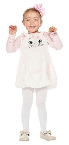 Disney Aristocats Marie overalls Kids costume girl dress length 50cm 95633 (Aristocats Halloween Costumes)