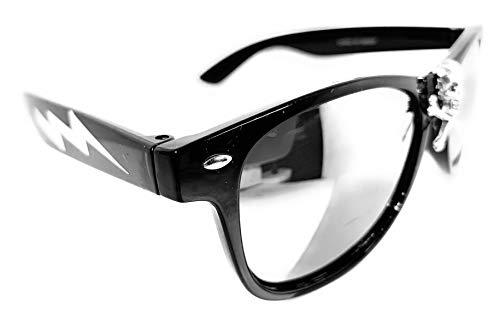 Wild Thing Rick Vaughn Mirrored Glasses]()
