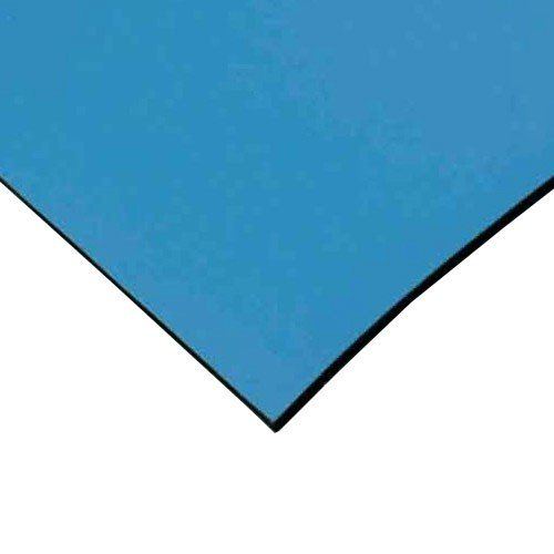 StaticTech Smooth ESD Table Mat, 24'' x 48'', Blue