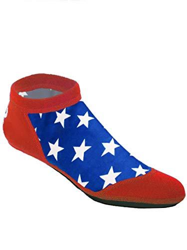 Sand Socks Vincere Sprite Low-Top XS Patriotic