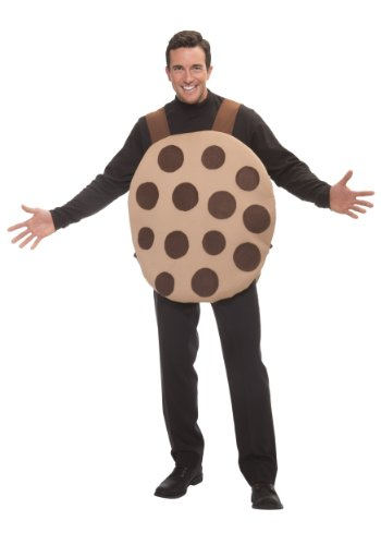 Adult Cookie Costume Standard (Chip Costume)