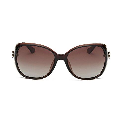 Las Color Que de Gafas 3 conducen Gafas Moda Sol de Sol polarizadas Femeninas de de la DT Gafas Sol gTwPOHSH