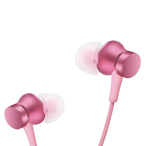 Xiaomi Piston In-Ear Auriculares Auriculares Auriculares Auriculares con mando a distancia y Mic - 2017 Colorful Basic Edition