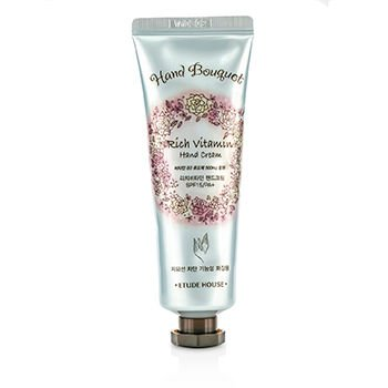 Etude House Hand Bouquet Rich Vitamin Hand Cream 50ml SPF15 PA+
