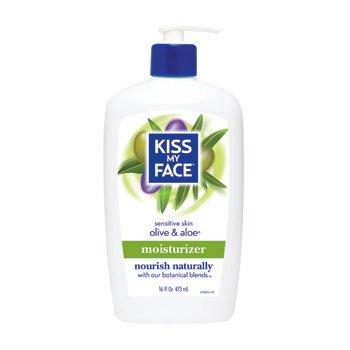 Kiss My Face Olive & Aloe Moisturizer - 5