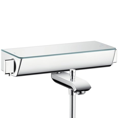 Hansgrohe Thermostat Ecostat Select Wanne Aufputz DN15 chrom 13141000