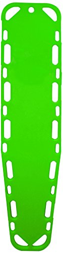 Iron Duck 35755-Lime Green Ultra Vue-18 Spinal Immobilization Backboard