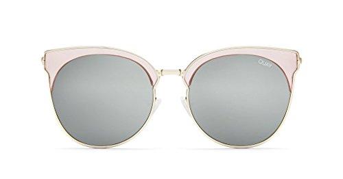 Quay Mia Bella Sunglasses (Pink, - Sunglasses Mio Mio