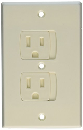 Parent Units 2 Pack Electrical Outlet Cover from Parent Units