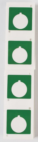 593 Label Cartridge - Brady - M71EP-169-593-GN - Label Cartridge, Green, 1-4/5 In. W