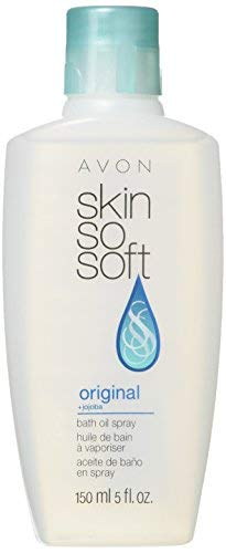 Avon Skin So Soft Original Bath Oil Spray with Pump 5 Ounce by Avon