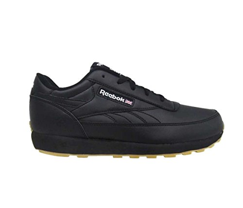 Reebok Mens Classic Renaissance Wide 4e Walking Shoe Us-black/White/Gum Yk0mmCDJ