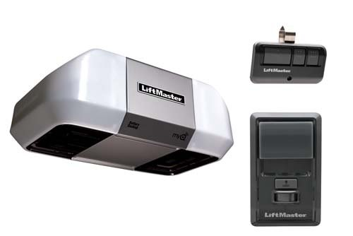 LiftMaster 8360 Premium Series DC Battery Backup Chain Drive