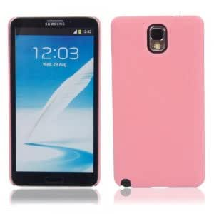 Superb Quality Plastic Hard Mesh Protective Case for Samsung Note3 Pink