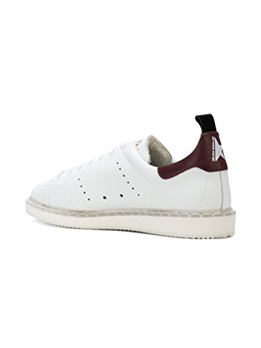 Golden Goose Sneakers Uomo G32MS631L5 Pelle Bianco