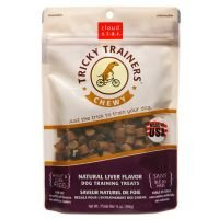 Cloud Star Chewy Tricky Trainers – Liver 14 oz.