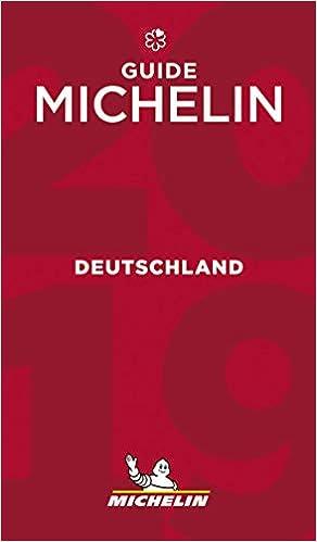 Risultati immagini per Guida michelin deutschland 2019