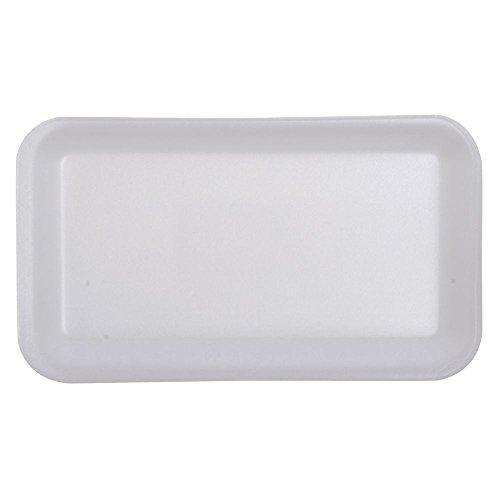 Foam Trays Meat White - 8 1/2