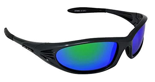 Eyelevel Dynamic - Gafas de sol polarizadas con espejo azul ...