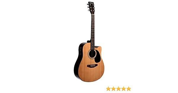 Suzuki sdg2-cenl guitarra Folk Dance acústica: Amazon.es ...