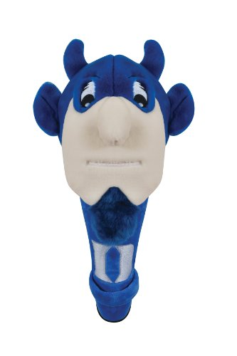 e Devils Shaft Gripper Mascot Headcover (Duke Blue Devils Cover)