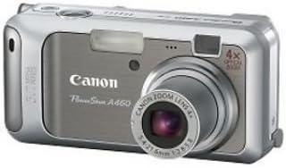 Canon Powershot A460 Digitalkamera 2 Zoll Kamera
