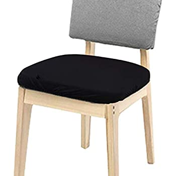 Amazon Com Voilamart Chair Seat Covers Dining Chair