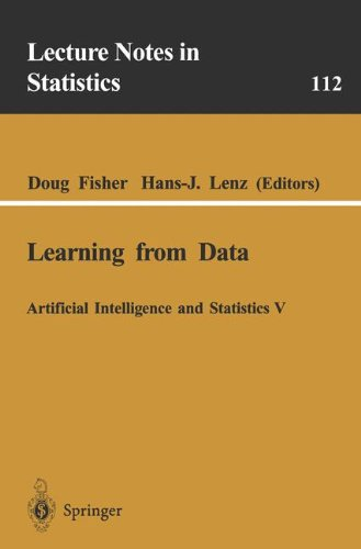 Learning from Data: Artificial Intelligence and Statistics V (Lecture Notes in Statistics)
