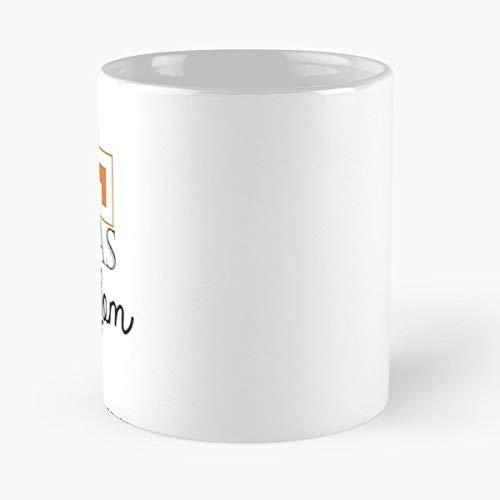 Texas Tx Ut Longhorns Coffee Mugs Unique Ceramic Novelty Cup ()