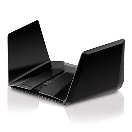 NETGEAR Nighthawk AX12 WiFi 6 Next-Gen Router, AX6000 Up to 6 Gbps   Ideal for Large Smart Homes (RAX120) from NETGEAR