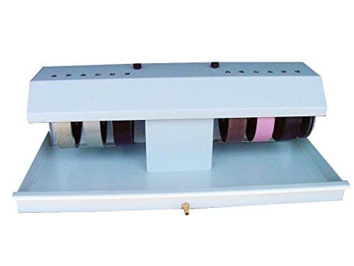 6 (Six Inch) Wheel Lapidary Grinding Polishing Cabochon Glass Machine