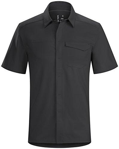 Arc'teryx Skyline SS Shirt - Men's Black Small