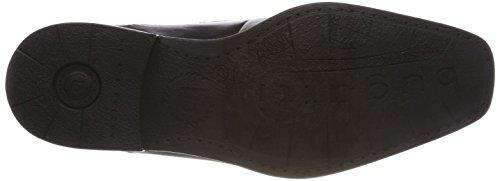 Schwarz Zapatos Hombre Bugatti Cordones Derby de 311458014000 para Negro TqBwgpZ