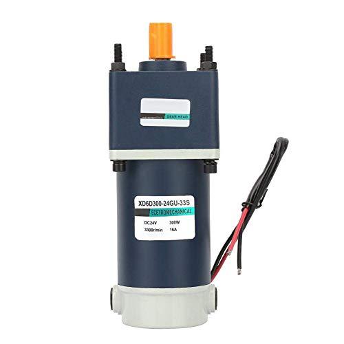 ZYL-YL スピード各種電気のための削減モーター、高いねじり永久磁石DCギヤードメタルギア減速モーター15ミリメートルシャフト(300RPM)