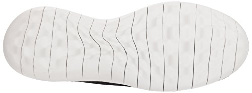 Skechers15702 Mujer Horizon Go MAX Blanco Negro Flex qqA86